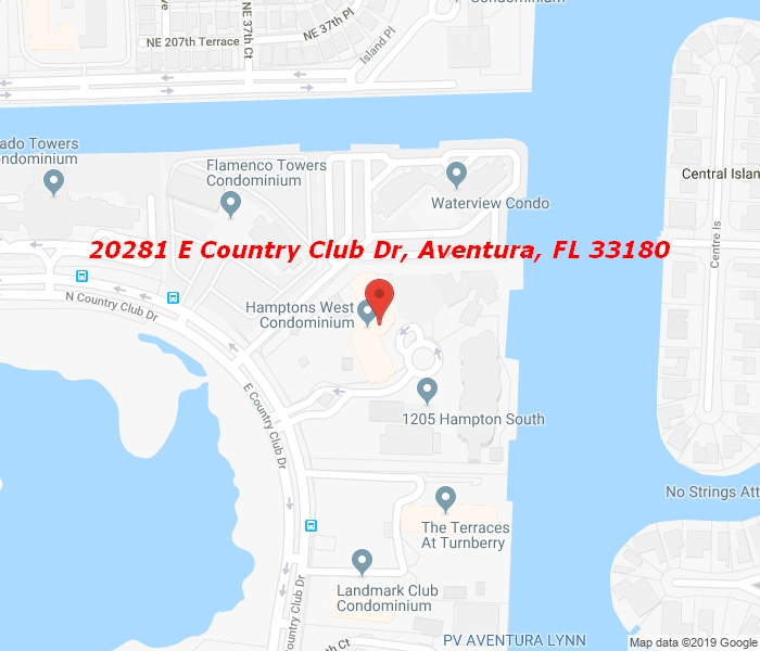 20201 Country Club Dr #2506, Aventura, Florida, 33180